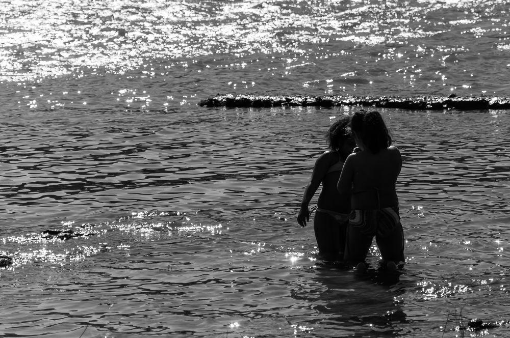 Photo in Family #meninas #girls #rio #river #go #brazil