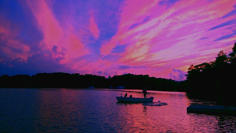 Photo in Landscape #waterfront #fishing #seascape