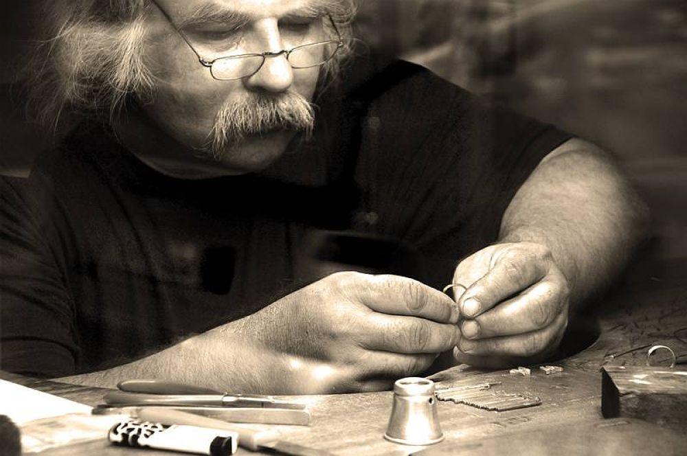 Photo in Portrait #ring #portrait #handmade #nuremberg
