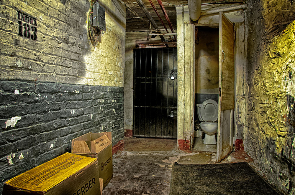 Photo in Random #scary #hdr #brooklyn #basement #creepy #texture