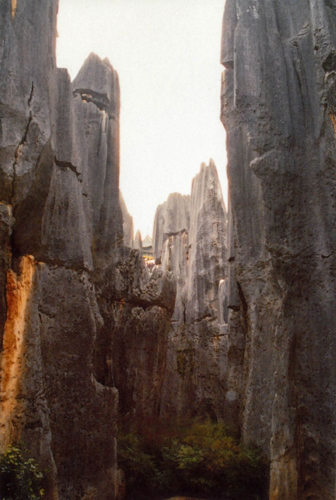 Photo in Random #yunnan stone forest - by laowa