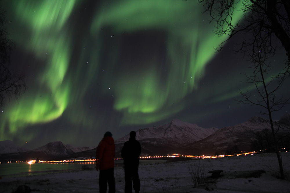 Photo in Random #storsteinnes i balsfjord