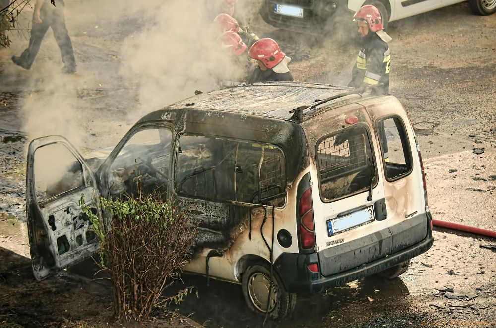 Photo in Random #car #fire