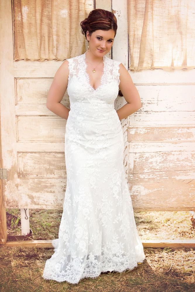 Photo in Wedding #bride #wedding #wedding dress #gown #lace