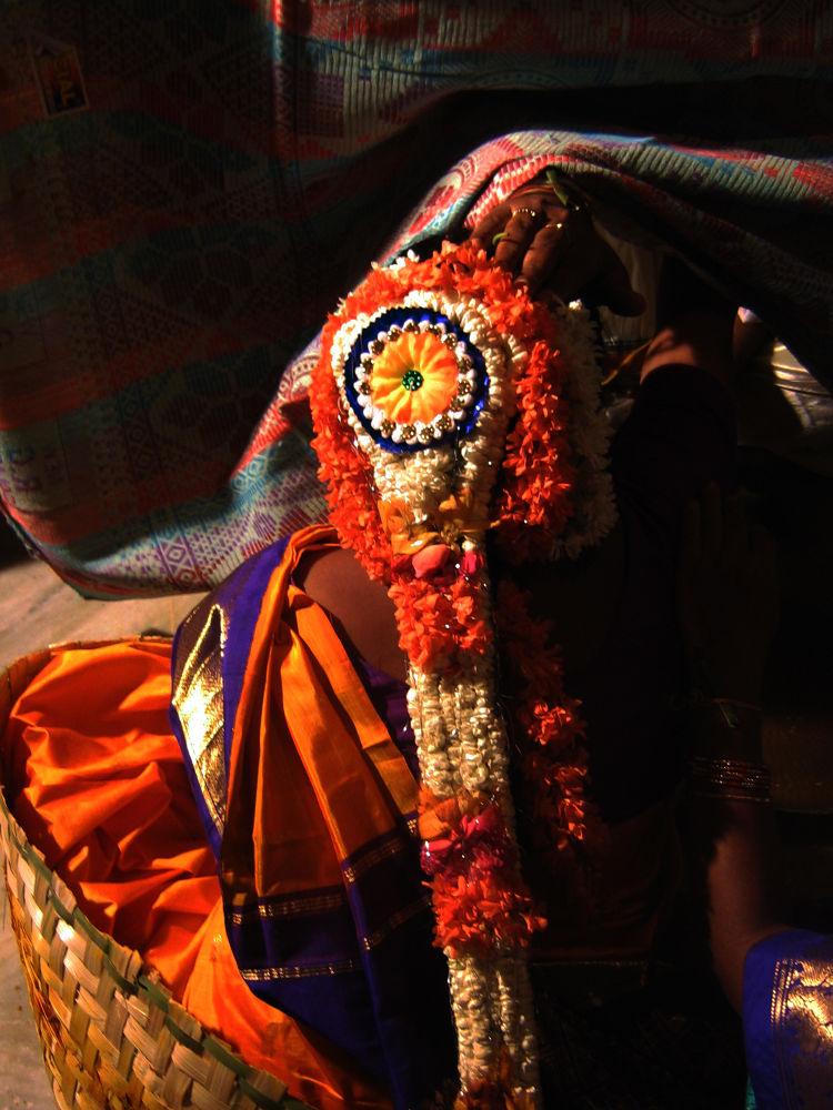 Photo in Wedding #people #wedding #woman #india #potrait