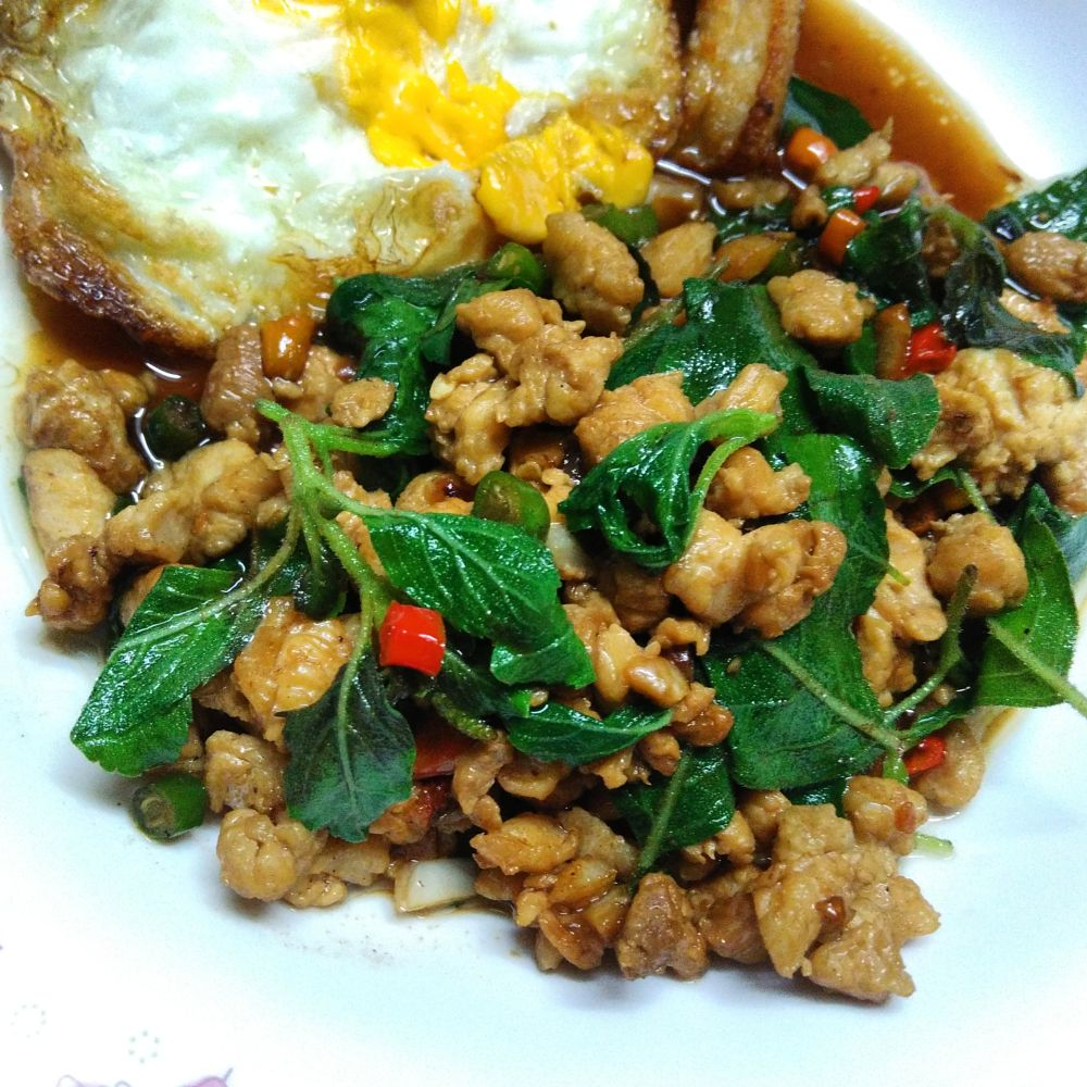 Photo in Food #food #eat #rice #thai food #cook #cooking #delicious