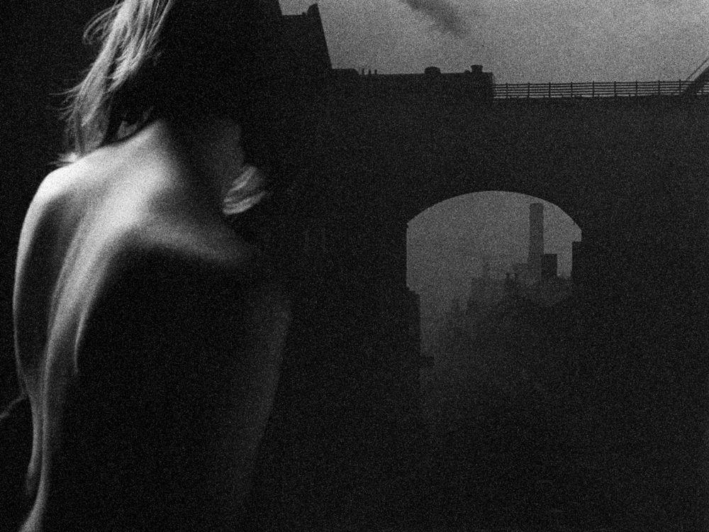 Photo in Fine Art #bill brandt #train #nude #collage #montage #photo-manipulation #raskolnick
