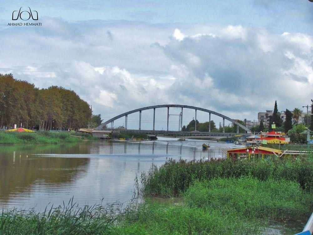 Photo in Landscape #iran #mazandaran #turism #landscape #river #bridge #beautiful shot!