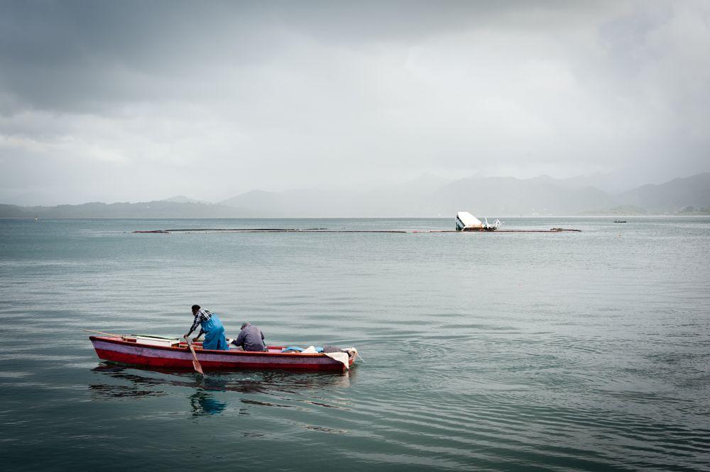 Photo in Sea and Sand #suva #fiji