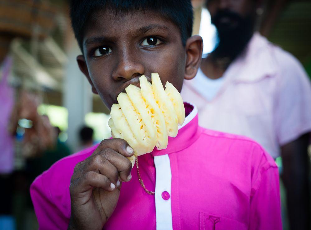 Photo in Portrait #pineapple #fiji