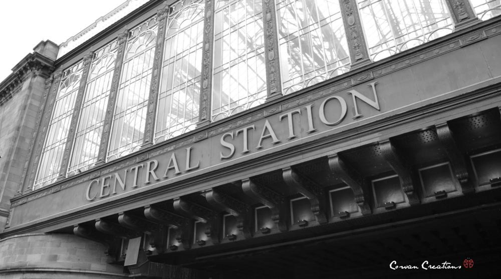 Photo in Architecture #glasgow #centralstation #scotland
