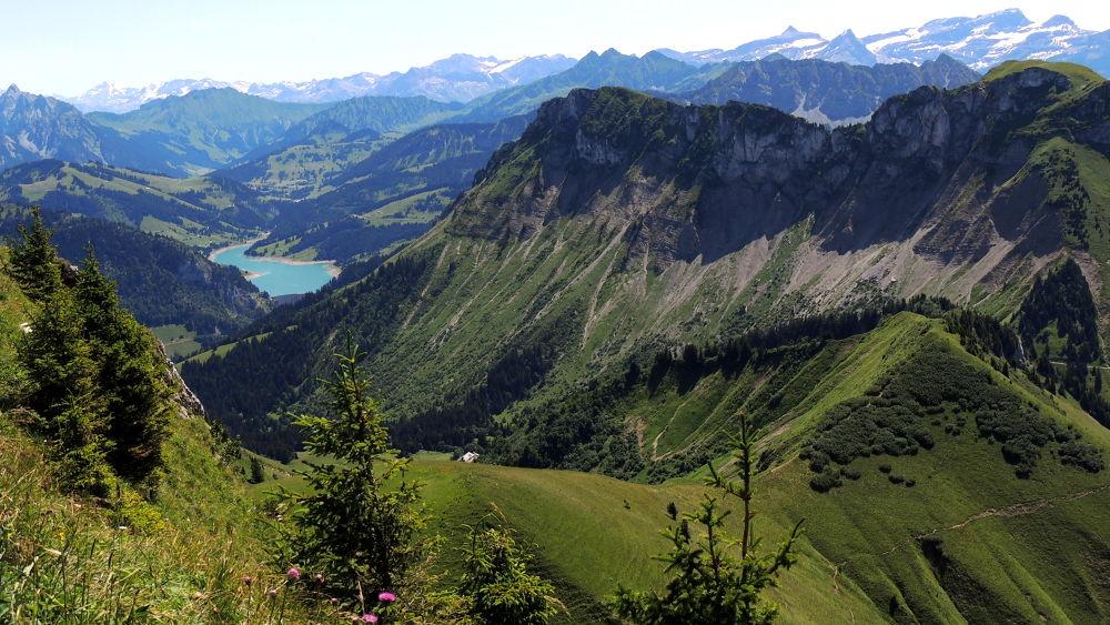 Photo in Landscape #montreux switzerland mountain