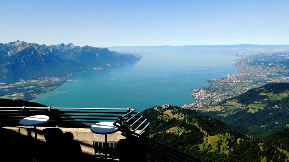 Photo in Random #vista rochers cremallera suiza