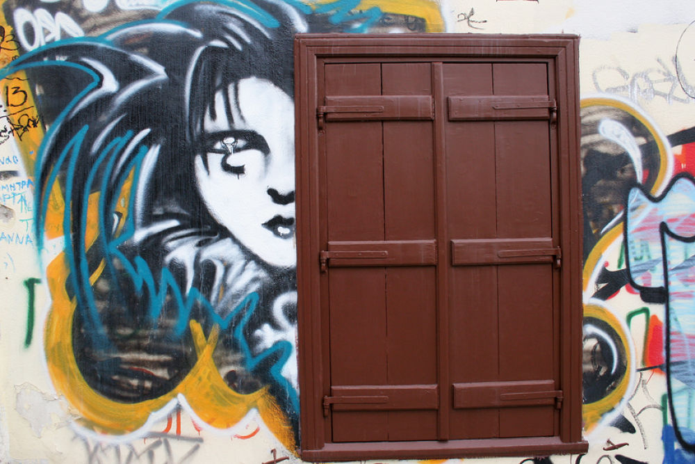 Photo in Random #athens #graffiti #plaka