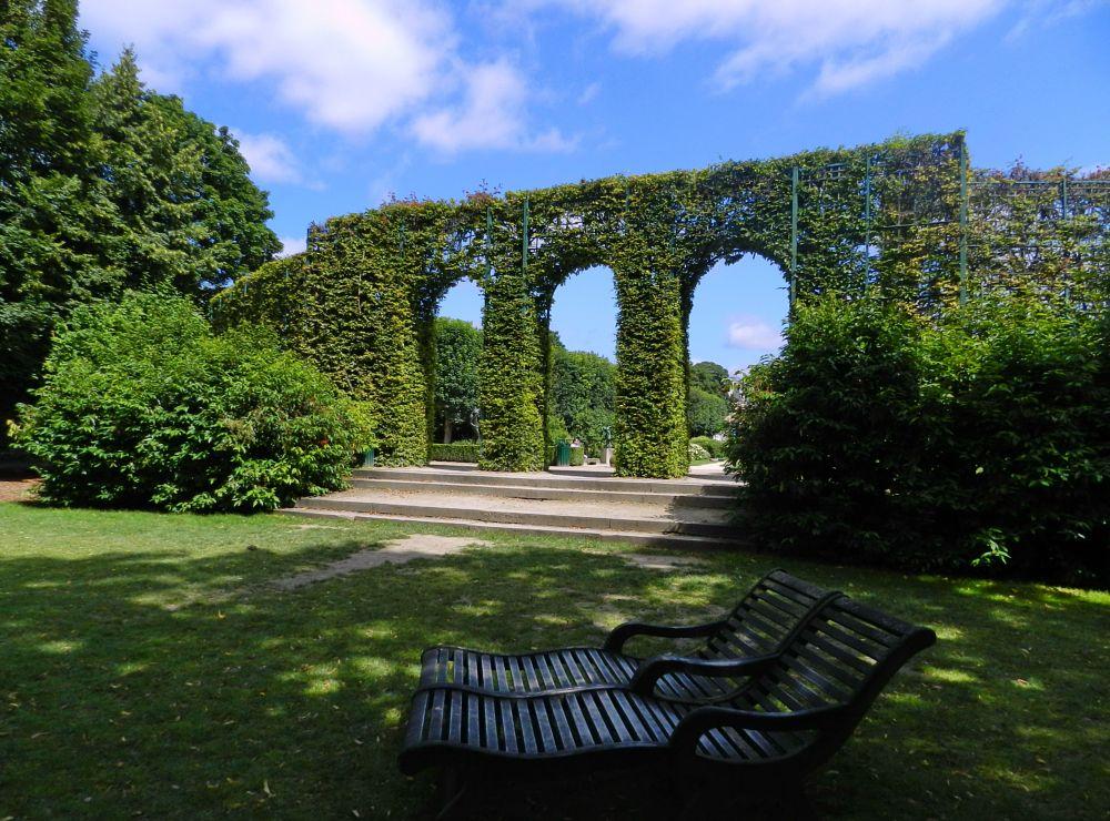 Photo in Random #france #paris #summer #garden #landscape #travels