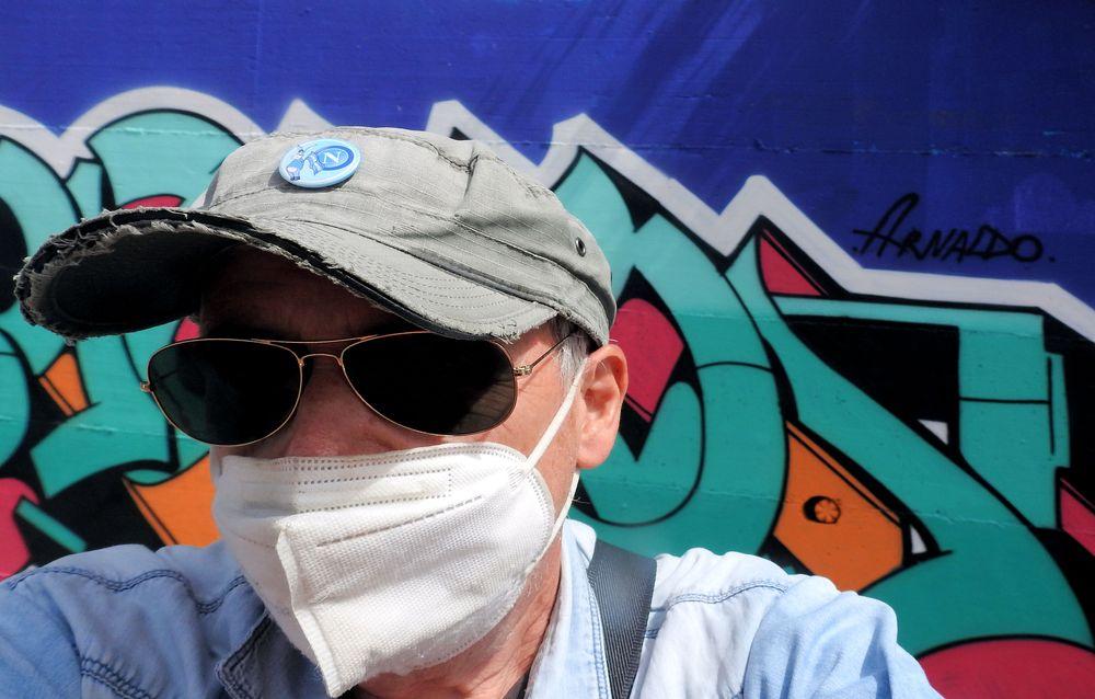 Photo in Portrait #bagnoli #mural #murale #street art #hard core crew #arnaldo de lisio #umberto lodigiani #koso #graffiti #via girolamo cerbone