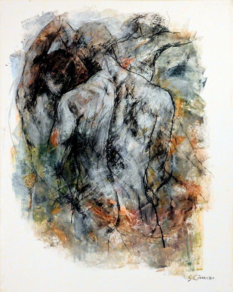 Photo in Nude #insorti #salvatore ciaurro #expo' art polis #napoli #p.a.n. napoli #conceptual art #daniela wollmann #transiti di arte mediterranea #nude #nudo #naples #arte concettuale #arnaldo de lisio #pop art #contemporary art #naked boy #naked #arte contemporanea