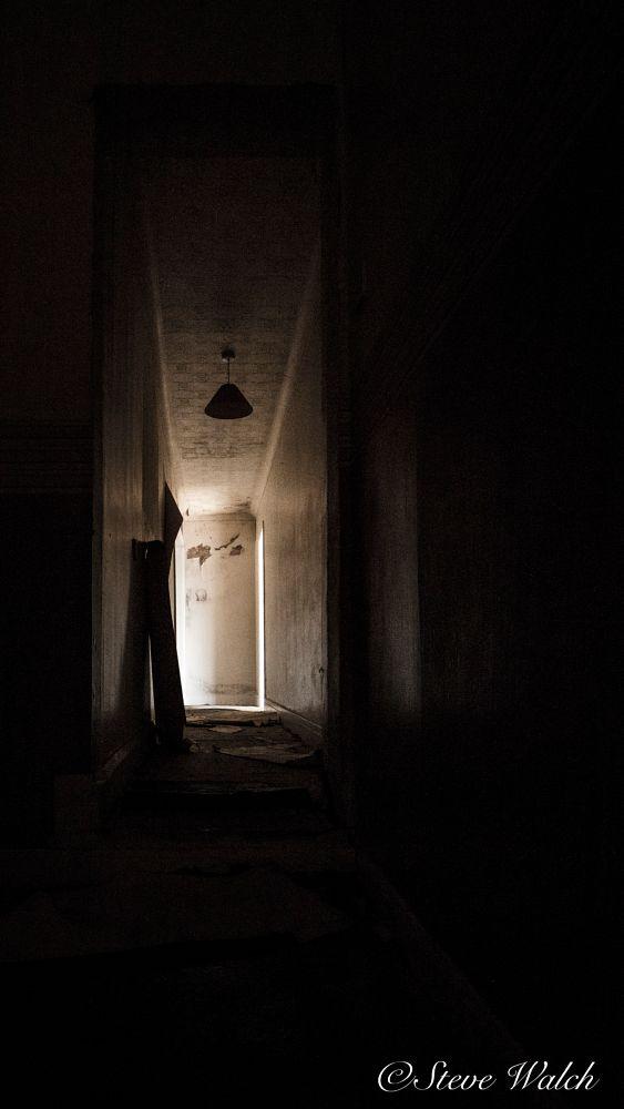 Photo in Random #abanon #abandoned #decay #urban #abandoned site #abandoned building #golf club #dark #black #nightmare #forgotten #explore #urban decay