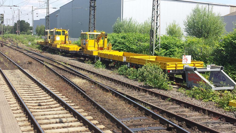 Photo in Vehicle #train #station #recklinghausen
