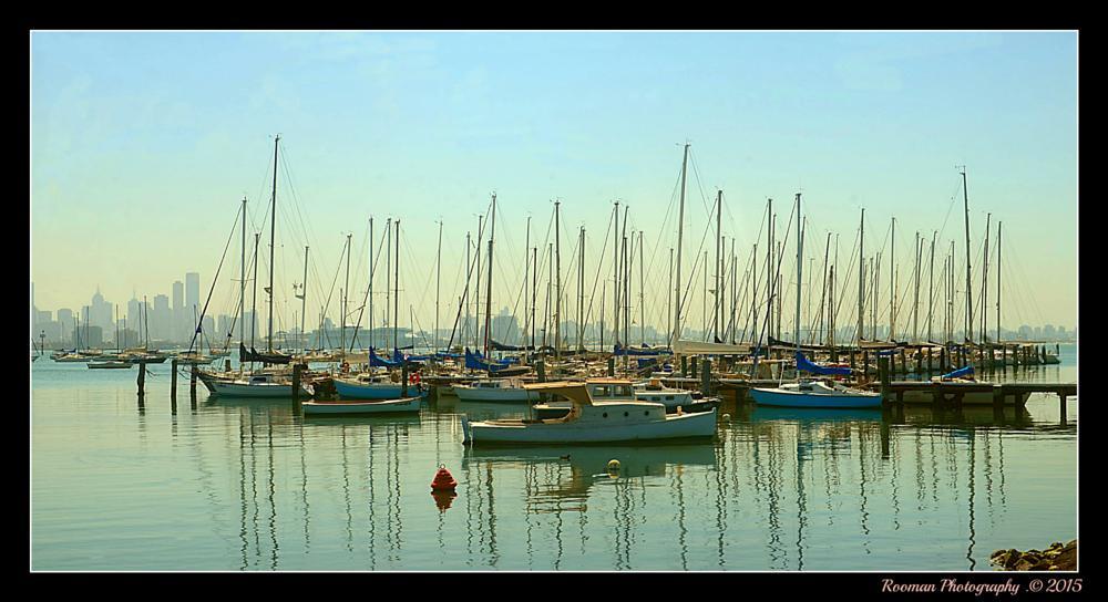 Photo in Cityscape #beach #sail #yatch