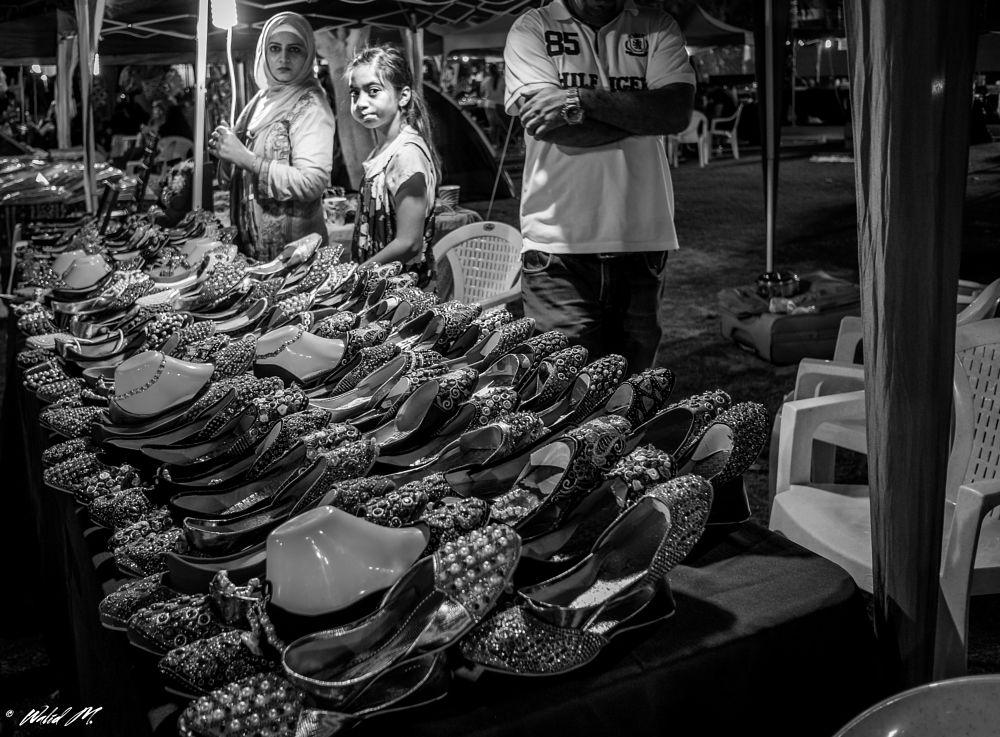 Photo in Street Photography #girl #market #seller #night #lights