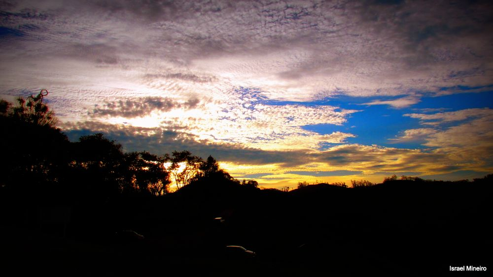 Photo in Random #sunset #por do sol