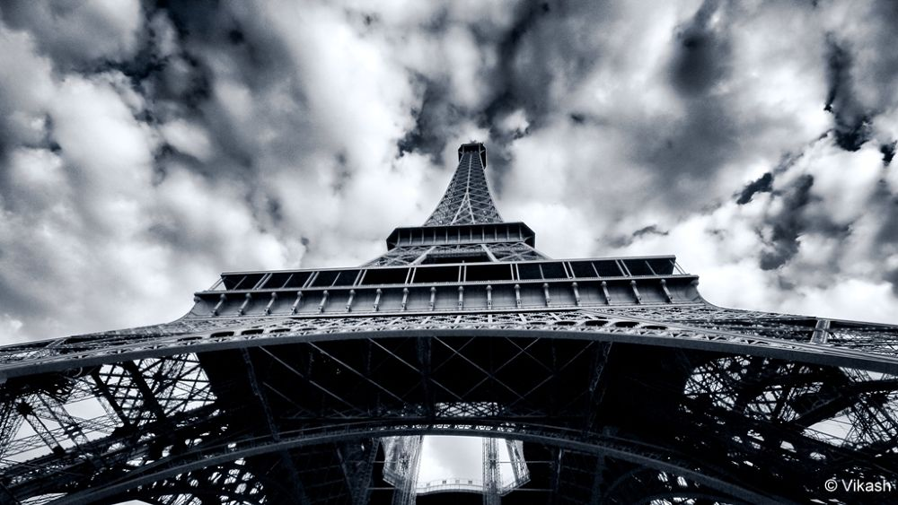 Photo in Architecture #eiffel tower #paris