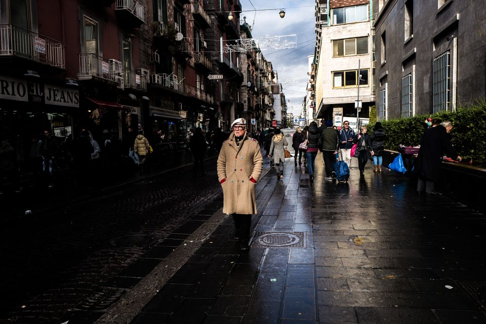 Photo in Street Photography #man #general #light #amber #afternoon #street #color