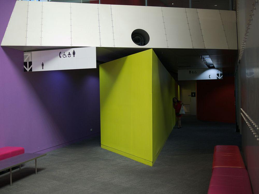 Photo in Interior #colours #arts #arts centre