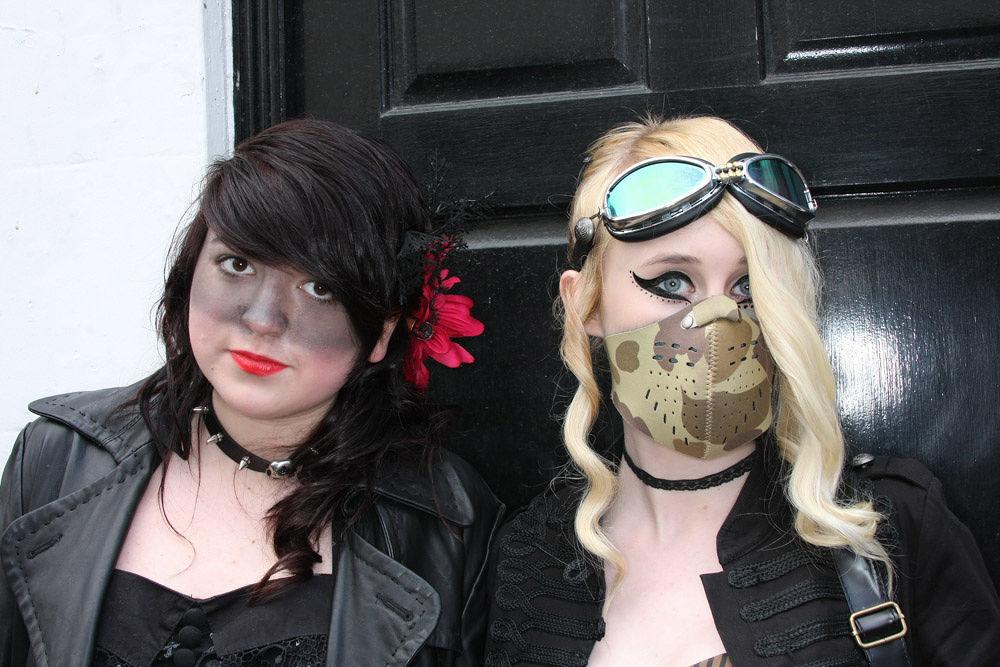 Photo in Random #goth #gothic #punk #steampunk