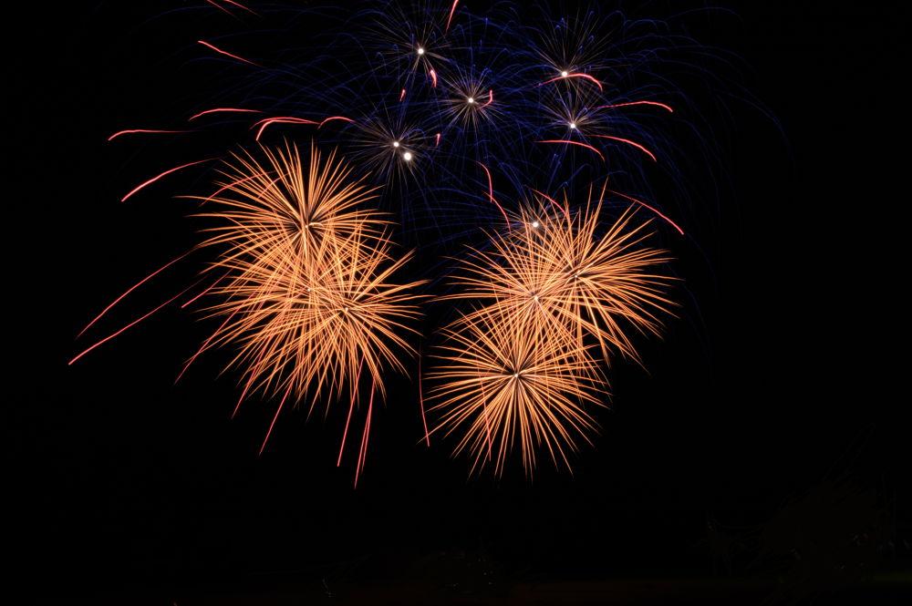 Photo in Random #france #fireworks #nikon