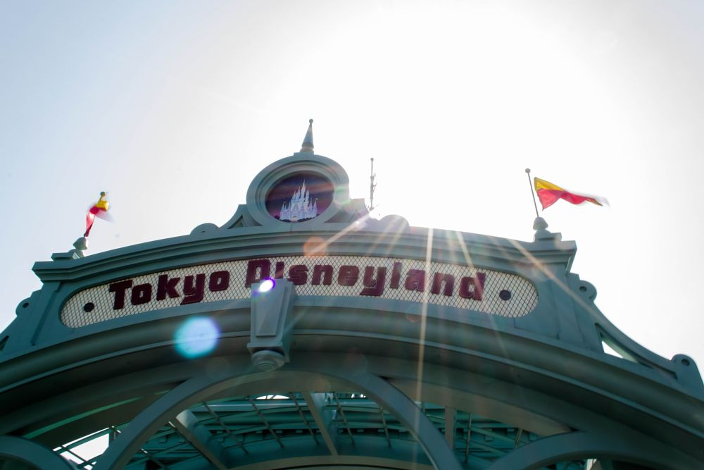 Photo in Travel #travel photography #tokyo japan #tokyo disneyland #happiest place on earth #spring 2018 #japan 2018