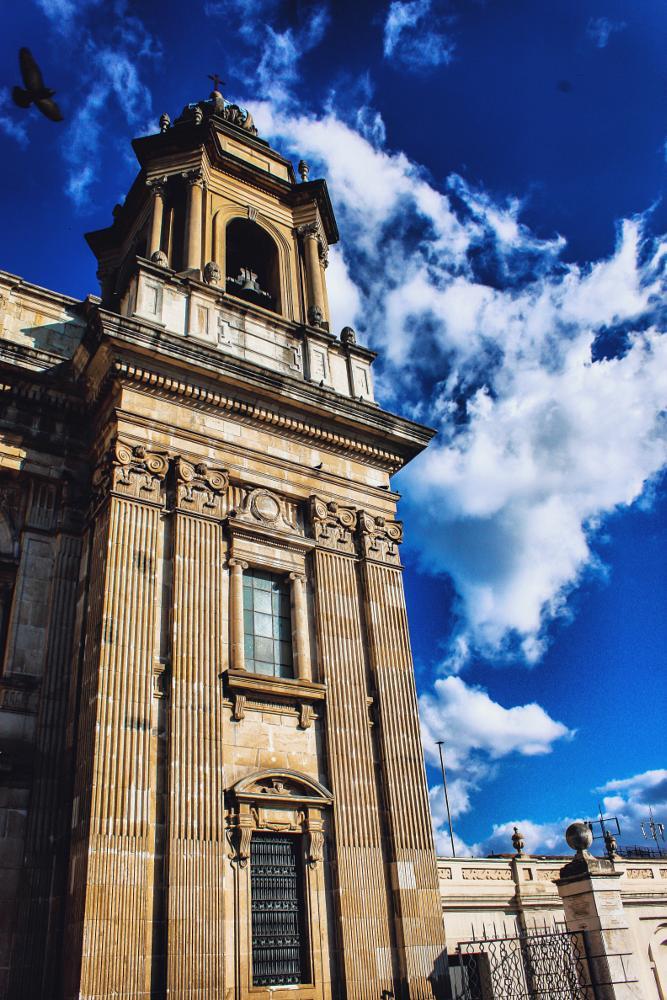 Photo in Urban #catedral #gt #etc