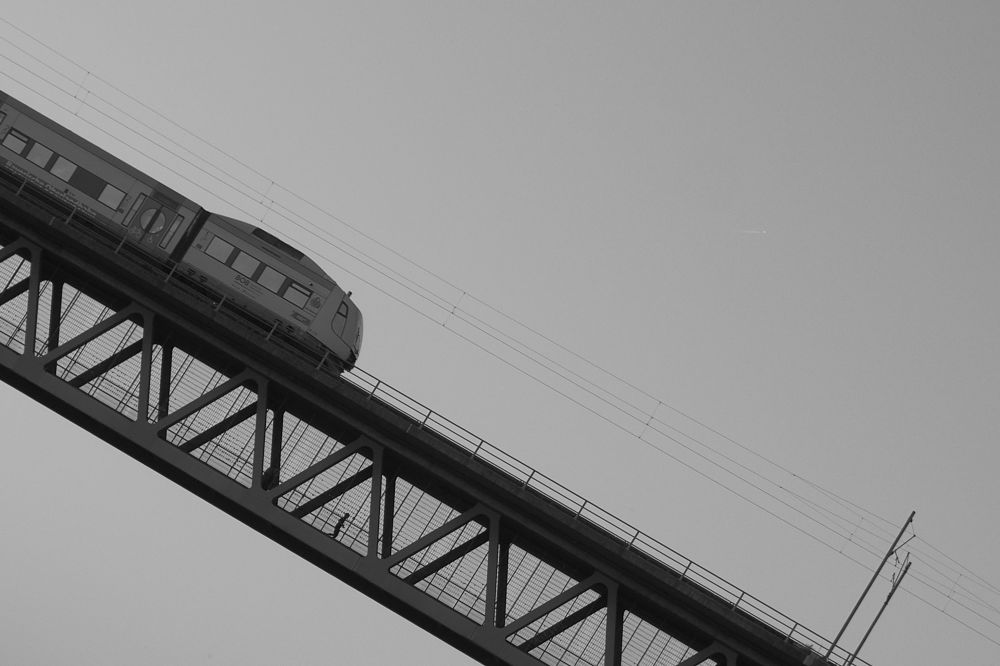 Photo in Vehicle #nowhere #speedtrain
