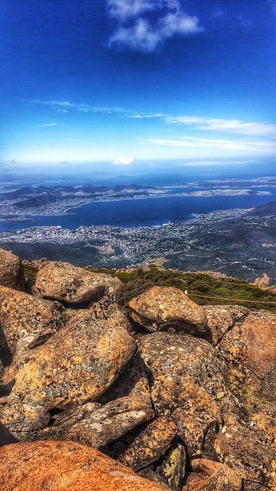 Photo in Landscape #rocks #mountain #height #city