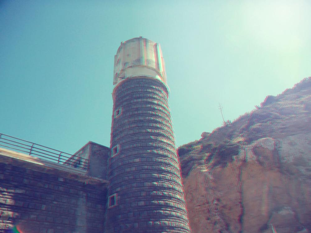 Photo in Abstract #lighthouse #lanscape #sky #summer #hipster #blue #life
