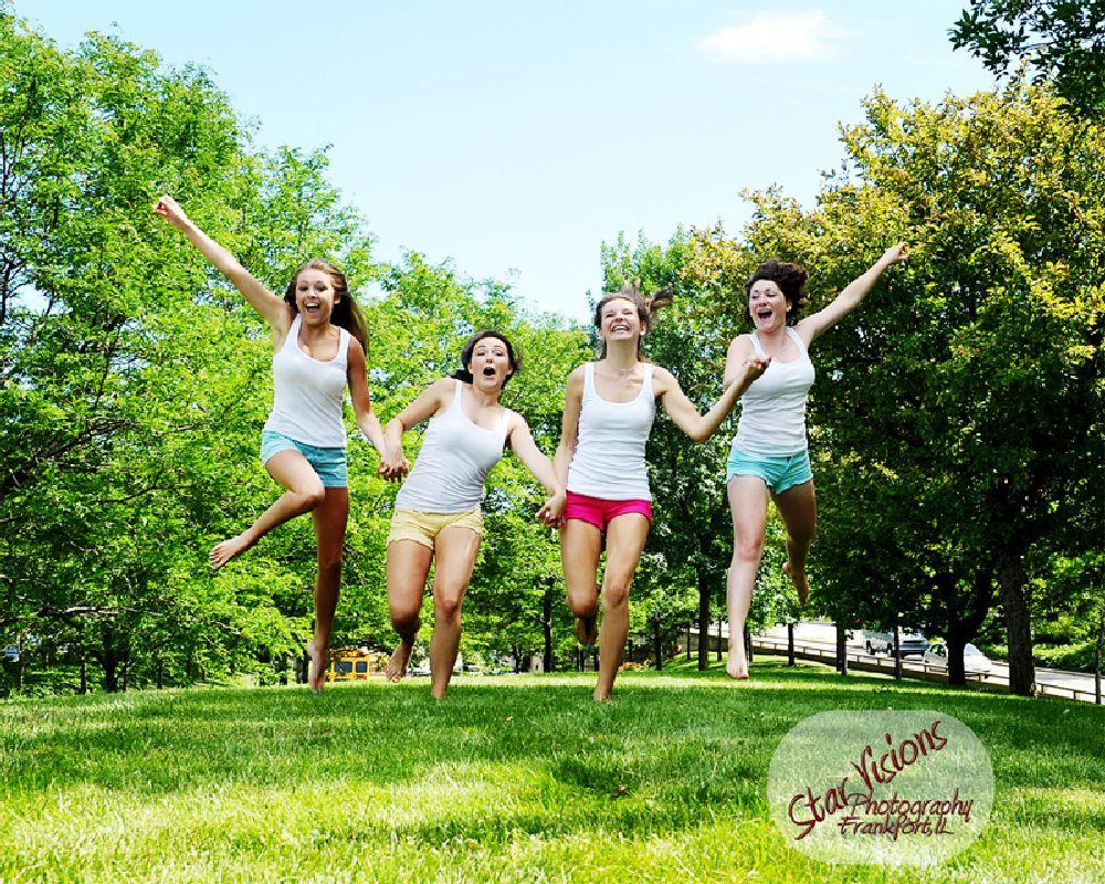 Photo in Portrait #chicago #senior #high school senior #senior portrait #group photograph #group fun #fun portrait