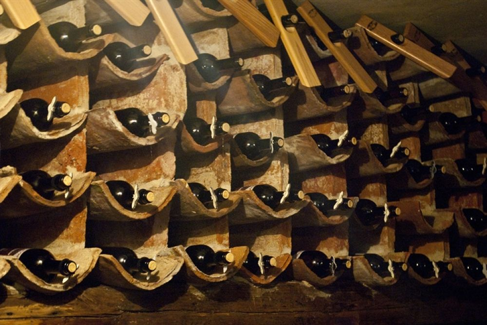 Photo in Random #in #lanusei #cellar