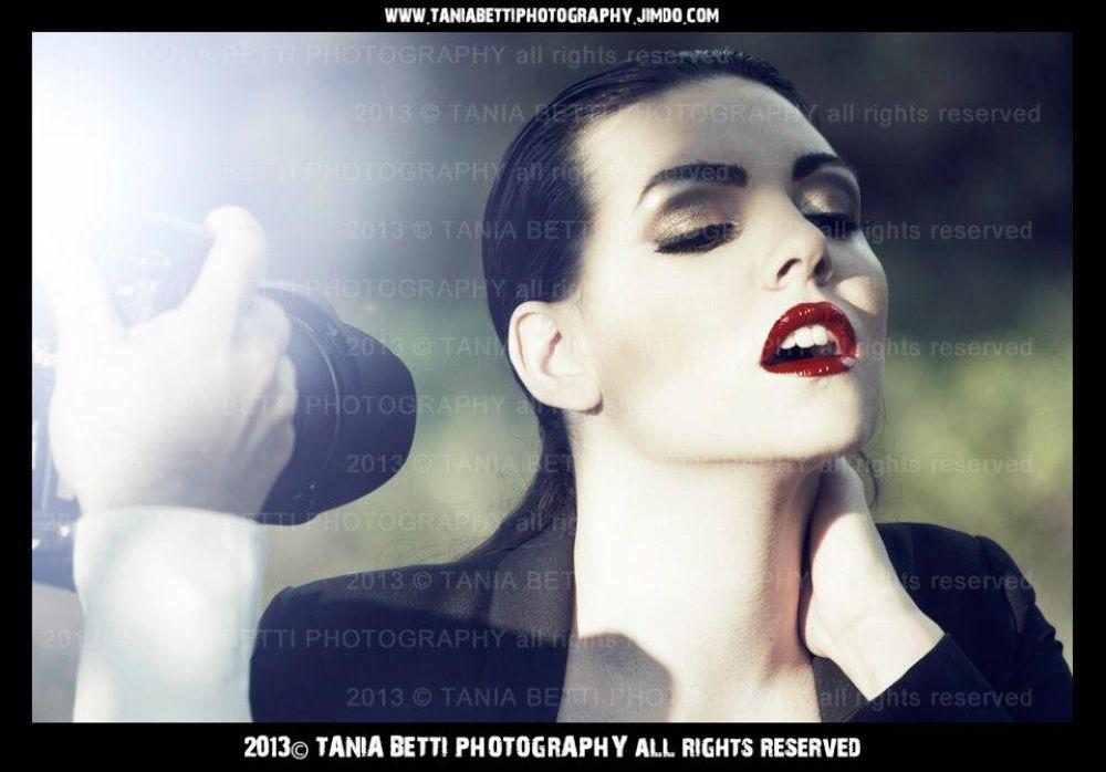 Photo in Fashion #red lipstick #portrait #girl #phtocamera #beauty