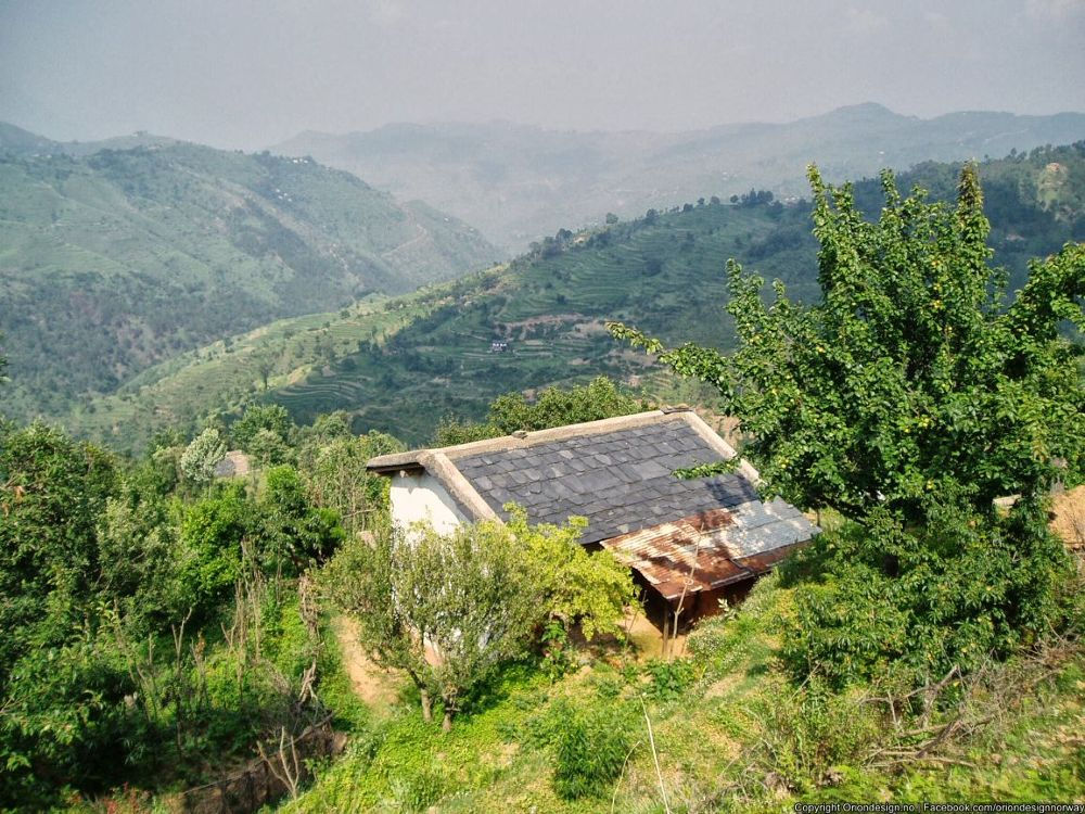 Photo in Random #mountains #india #uttar pradesh #lanse down