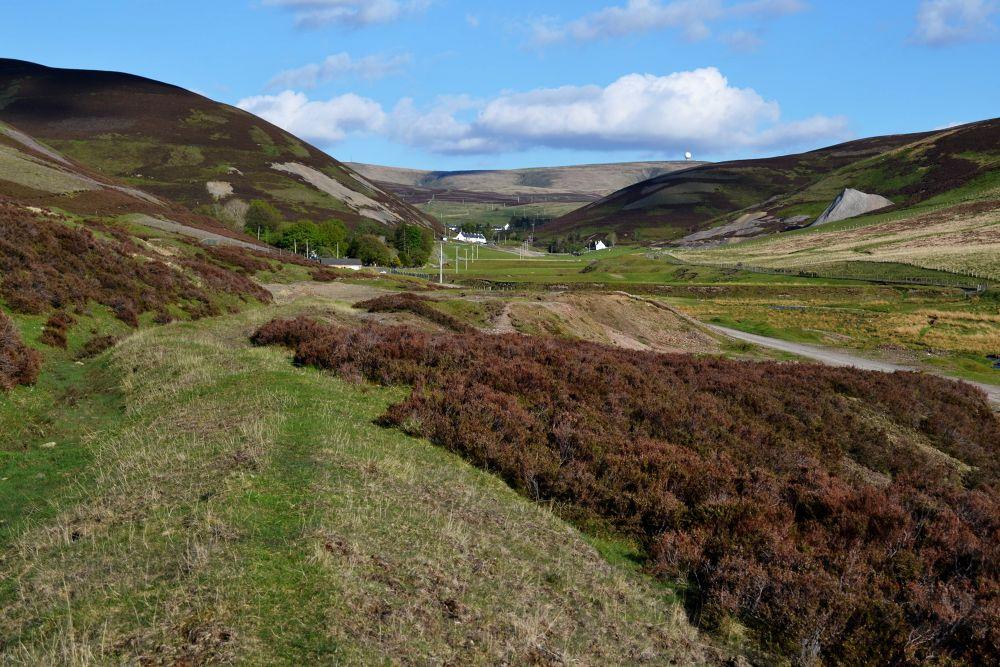 Photo in Landscape #landscape #scotland #wanlockhead