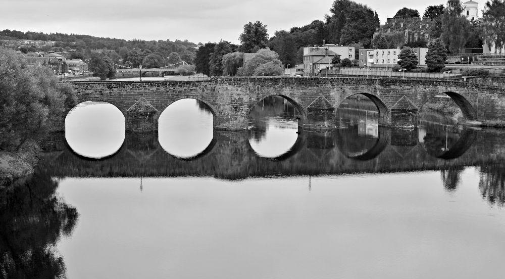 Photo in Urban #dumfries #scotland #bridge