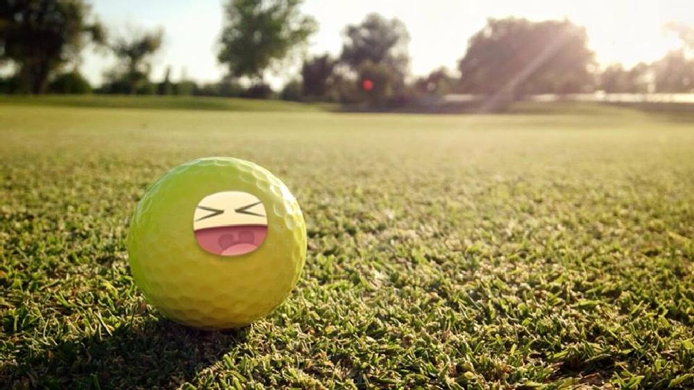 Photo in Journalism #colusa golf and country club #golf #golf ball #sunset #golf course