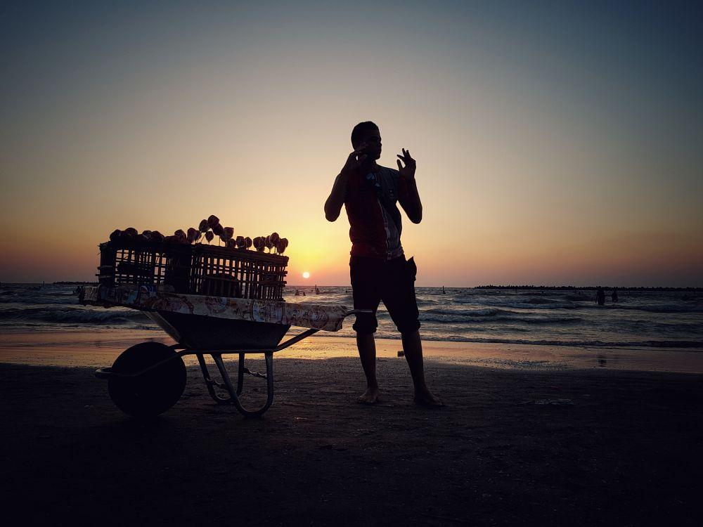Photo in Random #beach #happy #sunset #sea