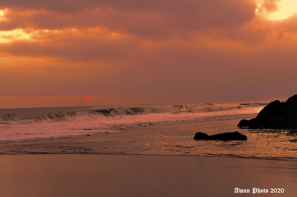 Photo in Random #beach #photo #sunset #photography #foto