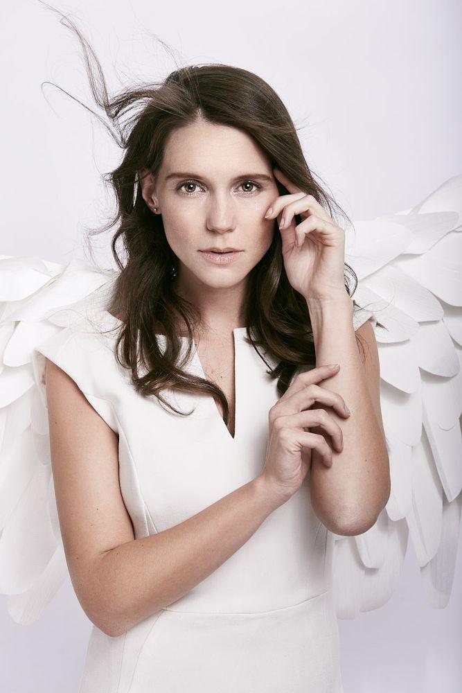 Photo in Portrait #all white 01