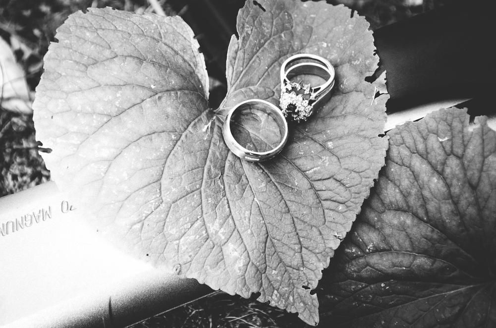 Photo in Wedding #wedding #hunting #prairies #black and white
