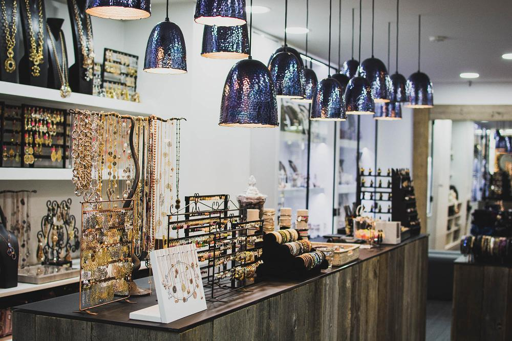 Photo in Interior #belgium #seaside #jewelry #jewellery #inge #accessoires #jewels #interior