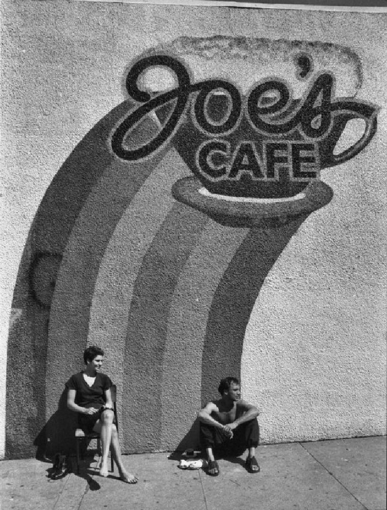 Photo in Street Photography #vancouver #cafe