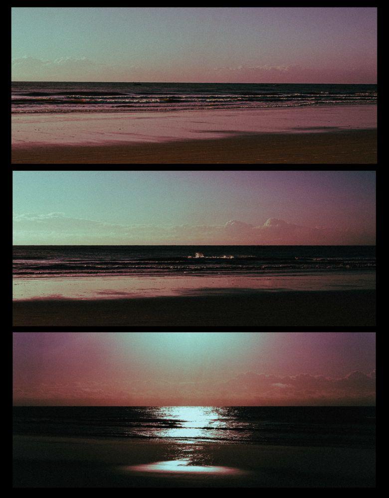 Photo in Film #sea #sand #sky #film #vintage #nature #brasil #brazil
